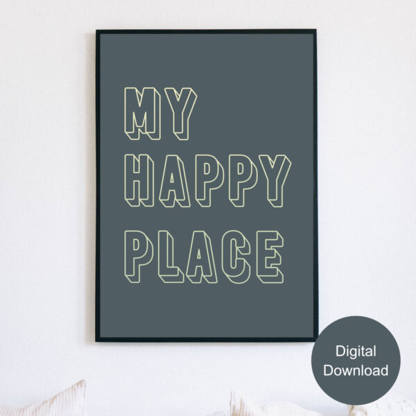 My Happy Place